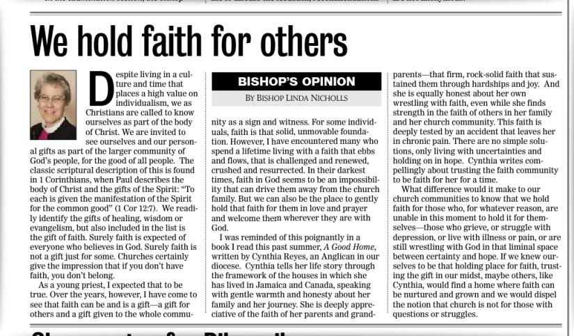 Book Bishops Review