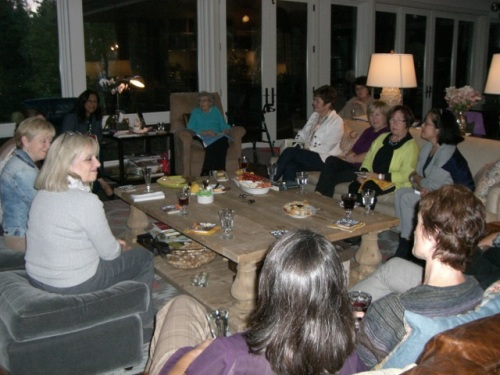 Book October Book Club group