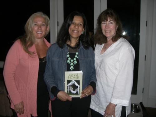 Book October book club Lisa, Debbie and me