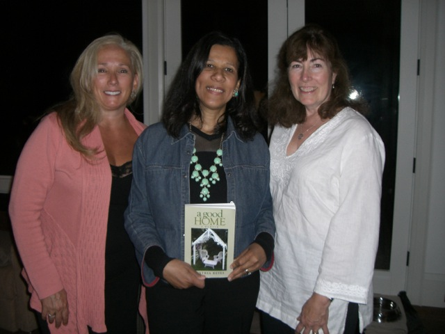 Book October book club Lisa, Debbie and me