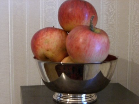 Blog - apples in bowl