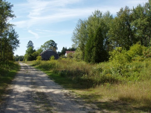 Blog - Country Road and Canning Factory
