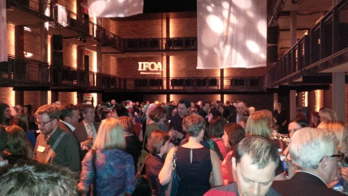 Blog - IFOA Reception