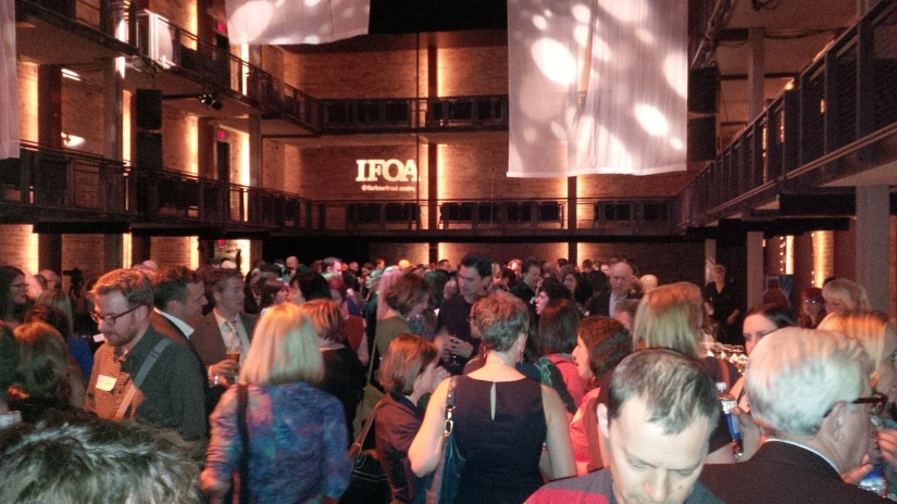 Blog - IFOA Reception