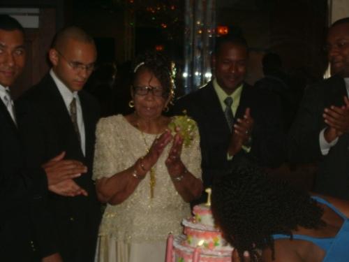 Aunt Rose at 100