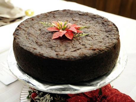 Jamaican Christmas Cake - Google Images