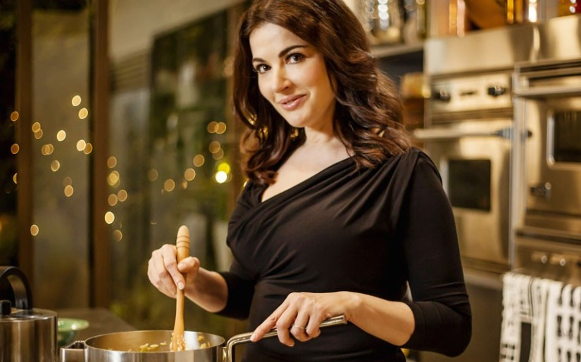 Photo of Nigella Lawson by Charles Birchmore, BBC