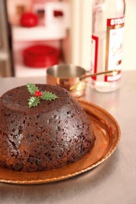 Nigella's Christmas Pudding
