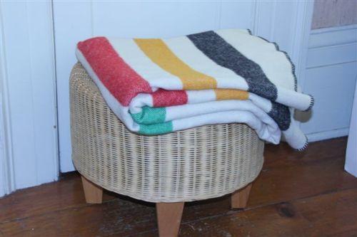 Canadian Wool Blanket
