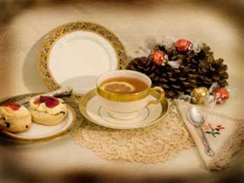 Tea and Cookies by Simply Splendid Victorian Afternoon Teas