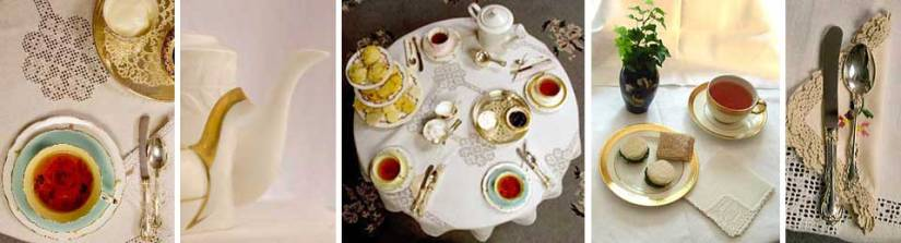 Tea Table by Simply Splendid Victorian Afternoon Teas