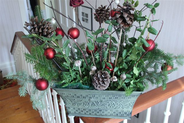 Decorating With Garlic Cynthia Reyes