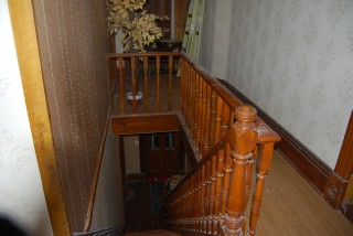 Blog Photo - Red Brick House 1 staircase
