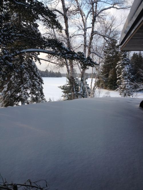 Blog Photo - House overlooking Lake