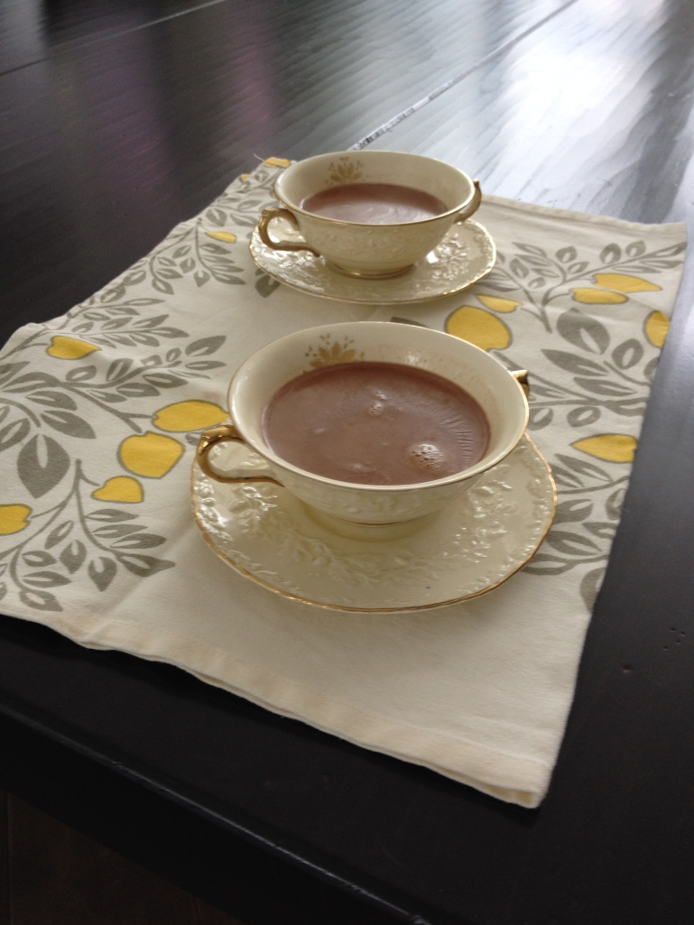Blog Photo - Tea time