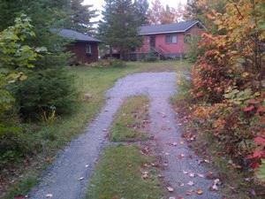 Blog Photo - Cottage on Sugar Lake