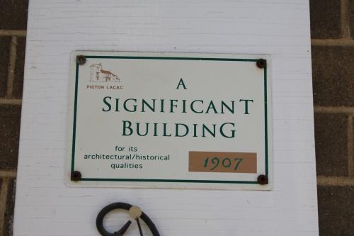 Blog Photo - Heritage Sign