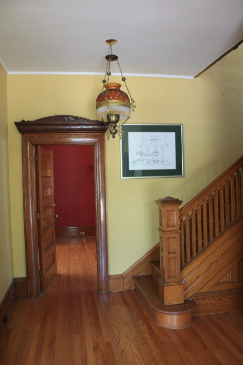 Blog Photo - Picton Staircase