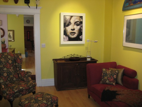 Blog Photo - Salon chez Anne