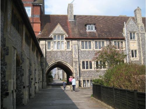 Gibbs House, Lancing College