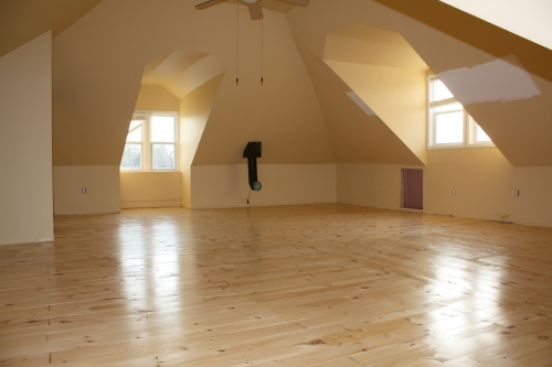 Blog Photo - John finished floors