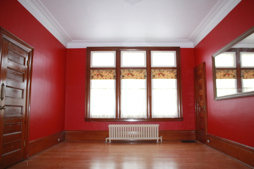 Blog Photo - John Red Room Finished