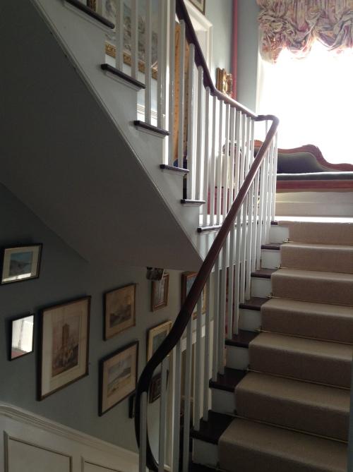 Blog Photo - MT Stairs to Landing