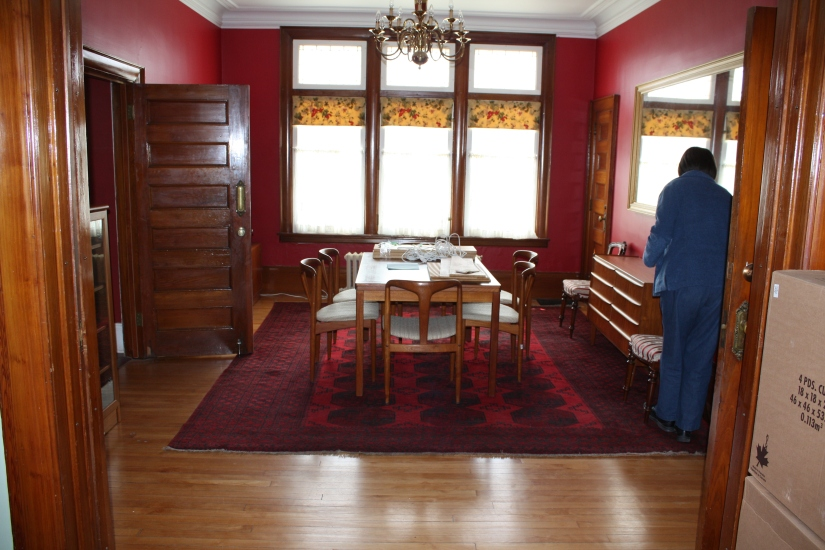 Blog Photo - Ann in Dining Room