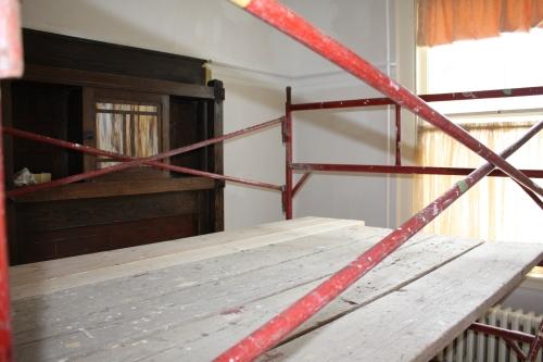 Blog Photo - John's House Scaffolding