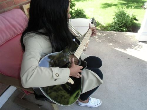 Blog Photo - Playing guitar 1