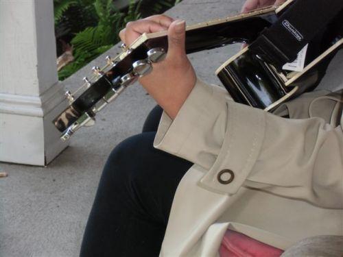 Blog Photo - Guitar Playing CU reverse shot
