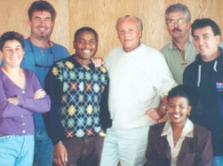 Blog Photo - Tim and S. African journalists