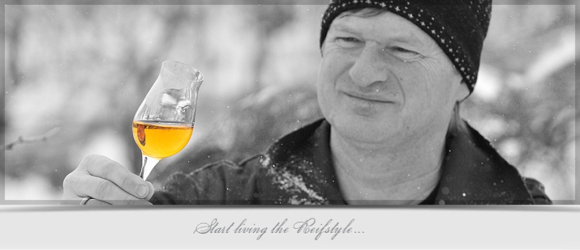 Blog Photo - Klaus with glass of wine
