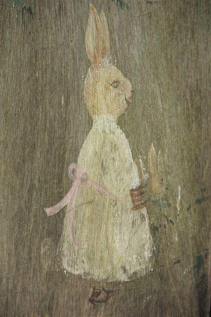 Blog Photo - Rabbit Painting Medium CU