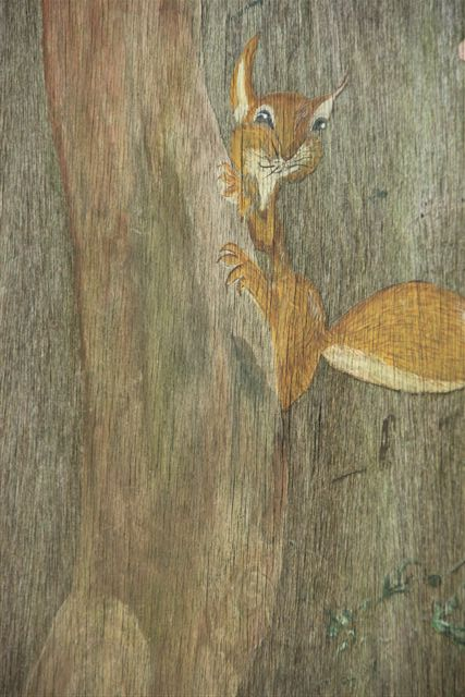 Blog Photo - Rabbit Painting Squirrel