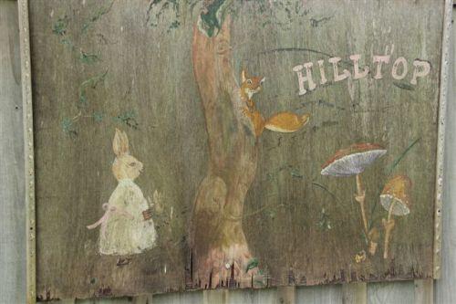 Blog Photo - Rabbit Painting wide shot