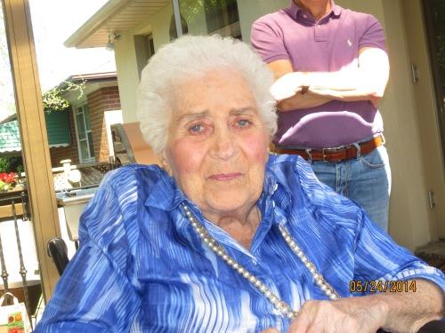 Blog Photo - Vivian at 96