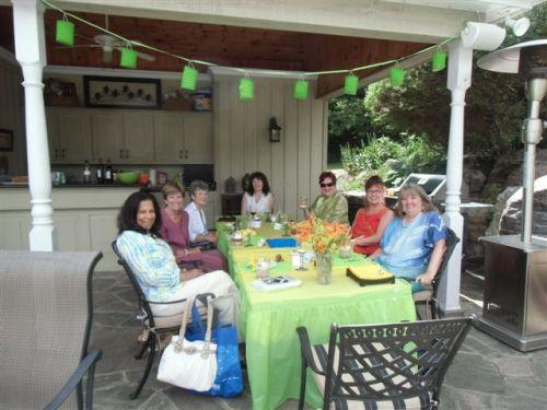 Blog Photo - Book Club and Cynthia