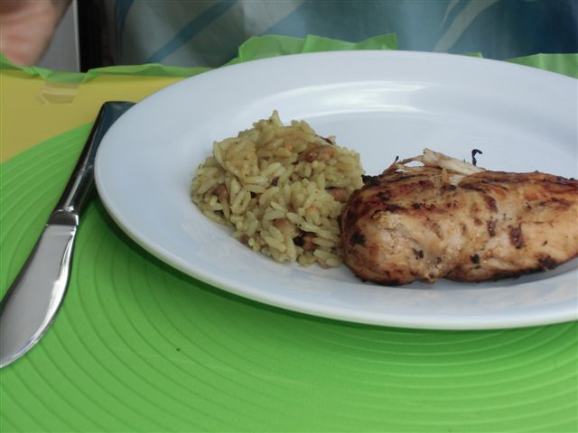 Blog Photo - Book Club Chicken and Rice