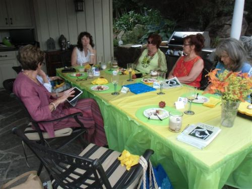 Blog Photo - Book Club discussion