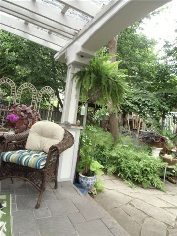 Blog Photo - Gail's Garden - Covered Porch 2