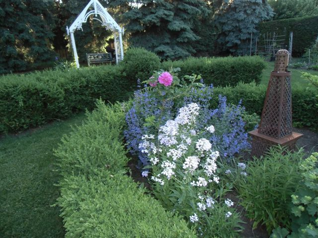 Blog Photo - Garden in late Spring