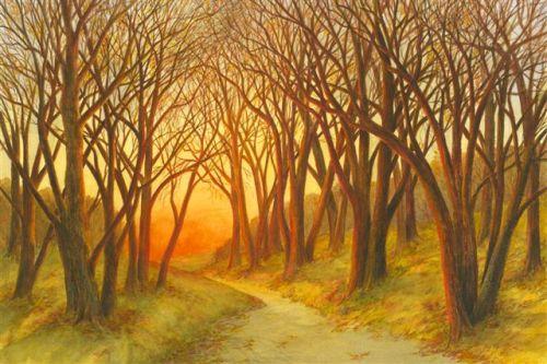 Blog Photo - Muriel Paintings Woods