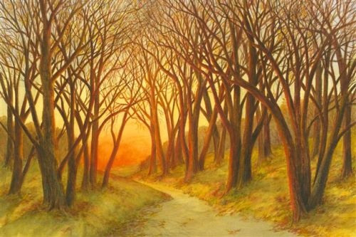 Blog Photo - Muriel Paintings Woods