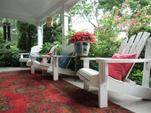 Blog Photo - Verandah chairs