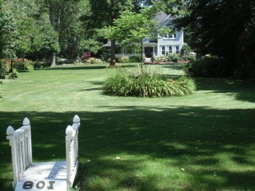 Blog Photo - Bond Head Grey House and Lawn