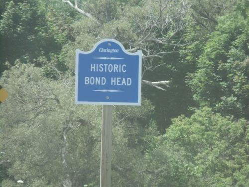 Blog Photo - Bond Head sign