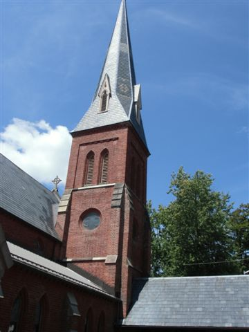 Blog Photo - Ebor House and Church Steeple