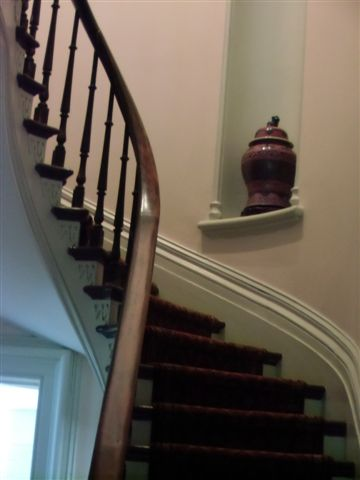 Blog Photo - Ebor House curved staircase