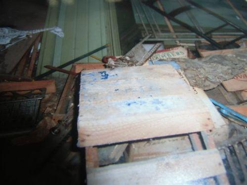 Blog Photo - Ebor House derelict Room 1